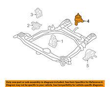 HYUNDAI OEM 07-09 Santa Fe-Engine Motor Mount Torque Strut 219302B500