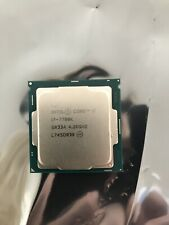 Intel Core i7-7700K - 4.20 GHz Quad core/8 Thread CPU