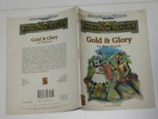 Advanced Dungeons & Dragons - Forgotten Realms Gold & Glory
