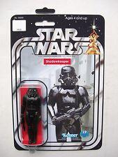 Retro Star Wars Stormtrooper Shadowtrooper personalizado en Nueva Esperanza estilo MOC