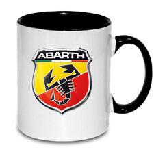 ABARTH UNIQUE DESIGN CAR LOGO ART MUG GIFT CUP