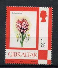 Gibraltar 1977-82 SG#374, 1/2p Flower Definitive MNH #A77676