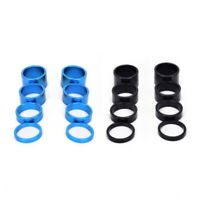 4x Bicycle Headset Spacer MTB Road Bike Headset Washers Front Stem Fork Spacer