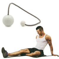 In Motion Massage Ball Rope Targeted Pain Relief Therapy Neck Back Foot Massager