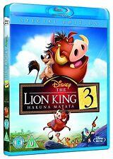 The Lion King 3: Hakuna Matata [Blu-ray] Disney