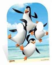 Penguins of Madagascar A Misura Di Bambino Sagoma Di Cartone Stand In posa con