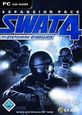 SWAT 4 - The Stetchkov Syndicate - Expansion Pack - PC CD-ROM - KULT RAR -