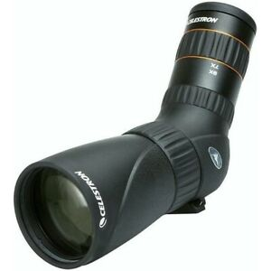 Celestron Hummingbird 9-27x56mm ED Angled Micro Spotting Scope With Carry Case