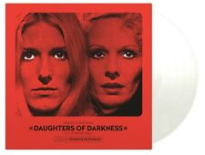 DAUGHTERS OF DARKNESS ORIGINAL SOUNDTRACK NEW LTD CLEAR VINYL LP PREORDER NOW!