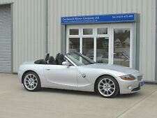 2004 '53' REG BMW Z4 2.2i AUTOMATIC SE CONVERTIBLE GENUINE 46,000 MILES