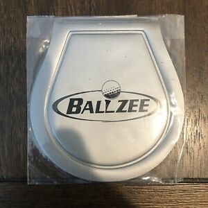 GOLF BALL CLEANER BALLZEE KEEP IN YOUR POCKET GOLF ACCESSORY 1 PACK
