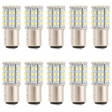 10Pcs 18SMD White 1157 BAY15 LED 5050 Bulb White For Car Turn Signal TailLight