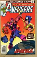 Avengers #172-1978 fn 6.0 Jim Shooter Hawkeye returns Korvac saga