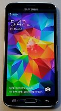 Samsung Galaxy S5 SM-S902L - STRAIGHT TALK - 4 out of 5 stars - VERY GOOD Cond.