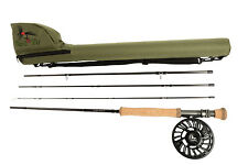 River to Reef Nano Helix Universal Fly Rod,Reel,All Lines