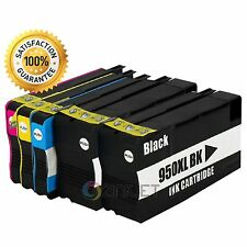 5pk 950XL 951XL Compatible Ink Cartridge For HP OfficeJet 8600 8610 8620 8625