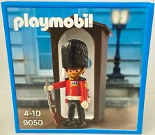 Playmobil 9050 Guardia Real Inglés Royal Guard English Soldier Castillo nuevo