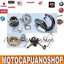 MAXI KIT GRUPPO TERMICO POLINI RACING ALBERO MOTORE VESPA 50 102 cc SPECIAL R