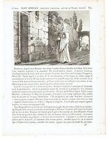 1825 Vite Santi: San Bruno di Querfurt Brunone Bonifacio Saint Boniface Brunon