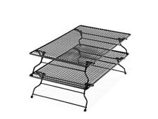 New listing Pampered Chef Stackable Cooling Rack Set #1588 - Free Shipping