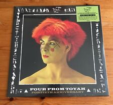 NEW RSD 2021 TOYAH Four From Toyah 40th Anniversary LP Vinyl Record Store Day
