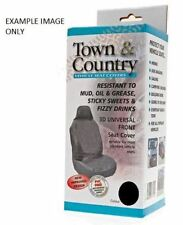 Tractor Seat Cover-FOLDING PASSENGER MCCORMICK Black WATERPROOF/WASHABLE