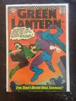 Green Lantern #44, Vol. 2, Silver-Age Comic Book,  VF-, DC, 1966