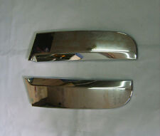 Genuine Chrome Rear C Pillar Garnish Cover 2p for 2011 2015 Kia Sportage