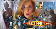 "Doctor Who Collectable Stamp Cover ""Army of Ghosts"" - Signed TRACY ANNE OBERMAN"
