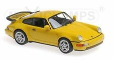 Minichamps 1:43 Porsche 911 Turbo (964) - 1990 yellow