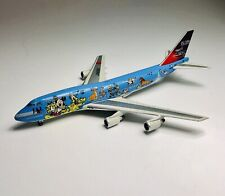 "Tomy 1/400 Japan Airlines JAL ""DREAM EXPRESS ""FAMILY"" Disney 747-466D JA8083"