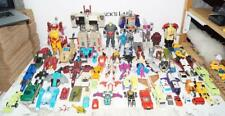 Lot Collection of 66 Vintage Hasbro G1 Transformers Toys Action Figures 3
