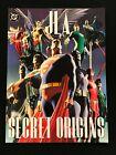 JLA LIBERTY & JUSTICE/ SECRET ORIGINS ALEX ROSS Paul Dini TREASURY size 2002 DC