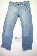 Levi's Engineered 796 (Cod.M1160) tg50 W36 L34 jeans usato vintage