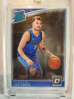 2018-19 Donruss Optic #177 Luka Doncic Rated Rookie - Mavericks RC Mint