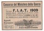 Pubblicità epoca FIAT 1090 AUTO CAR old vintage advert werbung reklame publicitè