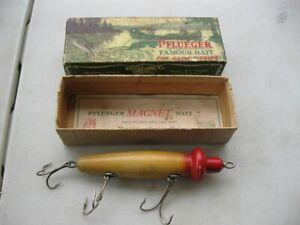 Pflueger Magnet / Merit RH Luminous fishing lure in original box