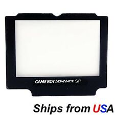 NEW **GLASS** Replacement Nintendo Game Boy Advance GBA SP System Screen Lens