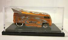 HOT WHEELS LIBERTY PROMOTIONS - ORANGE COLLECTION BUILDER VW DRAG BUS - 447/1300