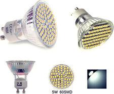 Lampada LED GU10,luce bianca,5W = 50W, bianco freddo,lampadina,GU 10,HPL,COB 5 W