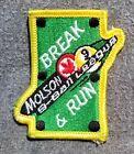 LMH Patch MOLSON League Poolplayers Pool 9 BREAK & RUN 9BR 9-BALL Award Canada