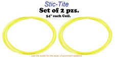 "Stic-tite Aluminium Radiator Repair, 54"" Each Coil (Set of 2 Pzs)"