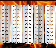 """Bull Grill Thick 16ga Stainless Steel Heat Plate 17&5/8 X 5 X 1&1/4""""  5 pack"""