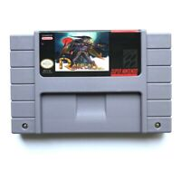 Radical Dreamers for snes game cartridge english