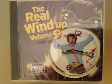 THE REAL WIND UP VOLUME 9 CD - REAL RADIO - VARY RARE - BRAND NEW & SEALED