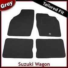 Suzuki Wagon R Tailored Fitted Carpet Car Mats GREY (2000..2005 2006 2007 2008)