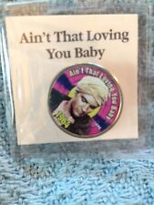"""NOS ELVIS MYSTIC STAMP COLORIZED QUARTER GREATEST HITS """"AIN'T THAT LOVING YOU """""""