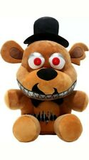 """Funko Five Nights At Freddy 'Pesadilla Freddy Peluche Coleccionable exclusivo 20"""""""