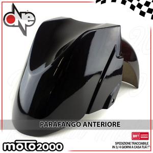PARAFANGO ANTERIORE NERO LUCIDO PER YAMAHA X-MAX XMAX 250 2006 2007 2008 2009