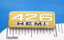 426  HEMI engine - hat pin , tie tac , lapel pin , hatpin  (C)  GIFT BOXED